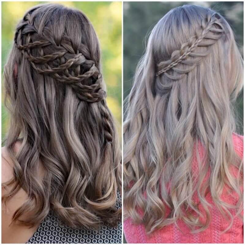 Kiểu tóc bới sang trọng cho những bữa tiệc