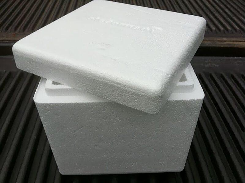 Sữa chua ủ bằng thùng xốp hiệu quả và thực hiện dễ dàng hơn