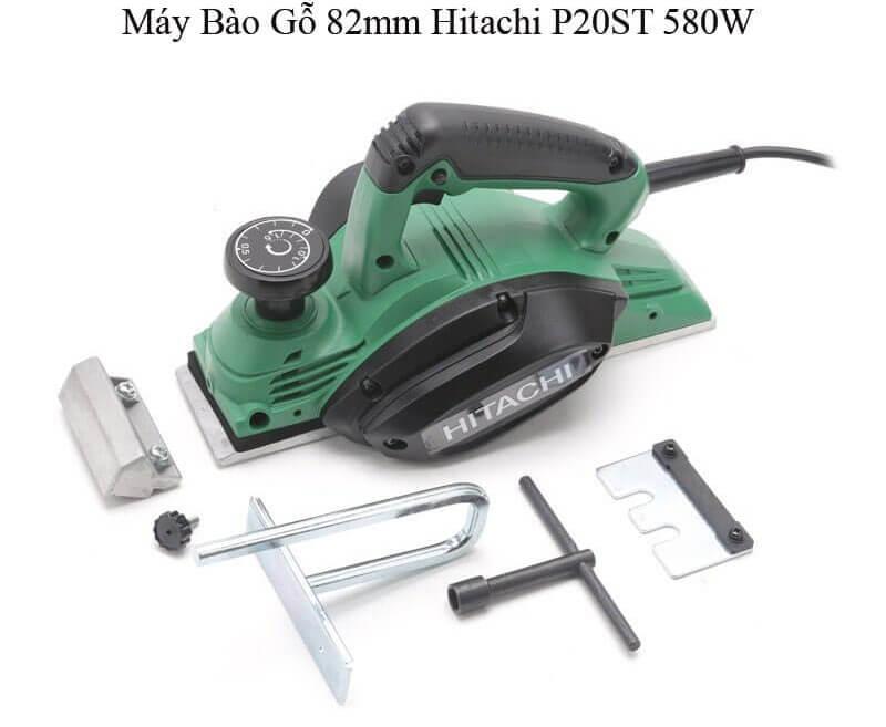 Giới thiệu về máy bào gỗ 82MM Hitachi P20ST