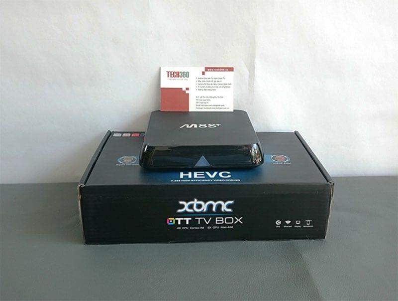 Android TV Box chính hãng mua ở đâu tốt nhất?