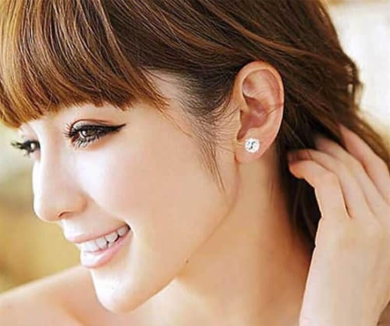 Cần kiêng gì sau khi bấm lỗ tai?