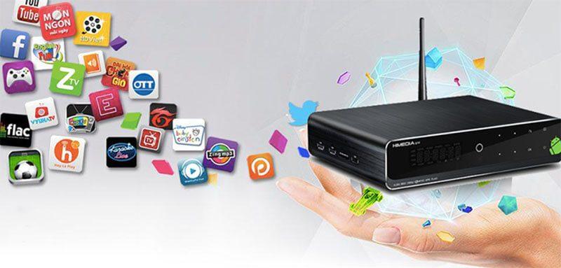 Mua Android TV Box tại VNTVBOX bạn sẽ nhận được gì?