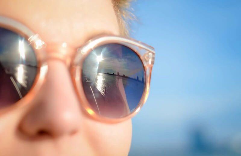 Bảo vệ da khỏi ánh nắng mặt trời