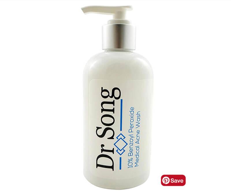 Dr.Song 10% Benzoyl Peroxide Medicinal Acne Wash