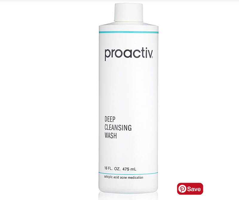 Proactiv Deep Cleansing Wash