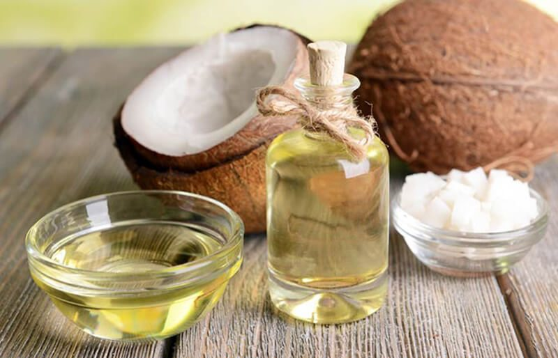 Tinh dầu Vitamin E và dầu dừa