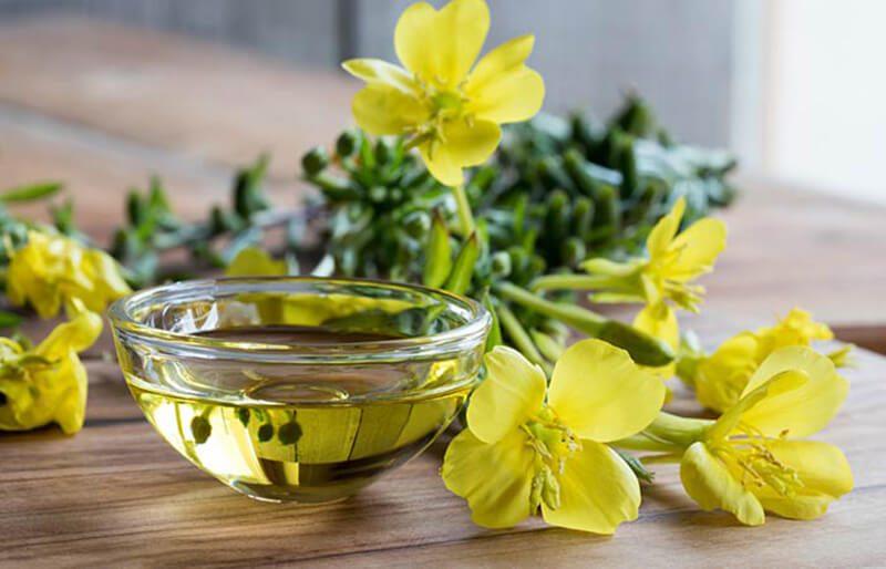 Tinh dầu Vitamin E và dầu hoa anh thảo