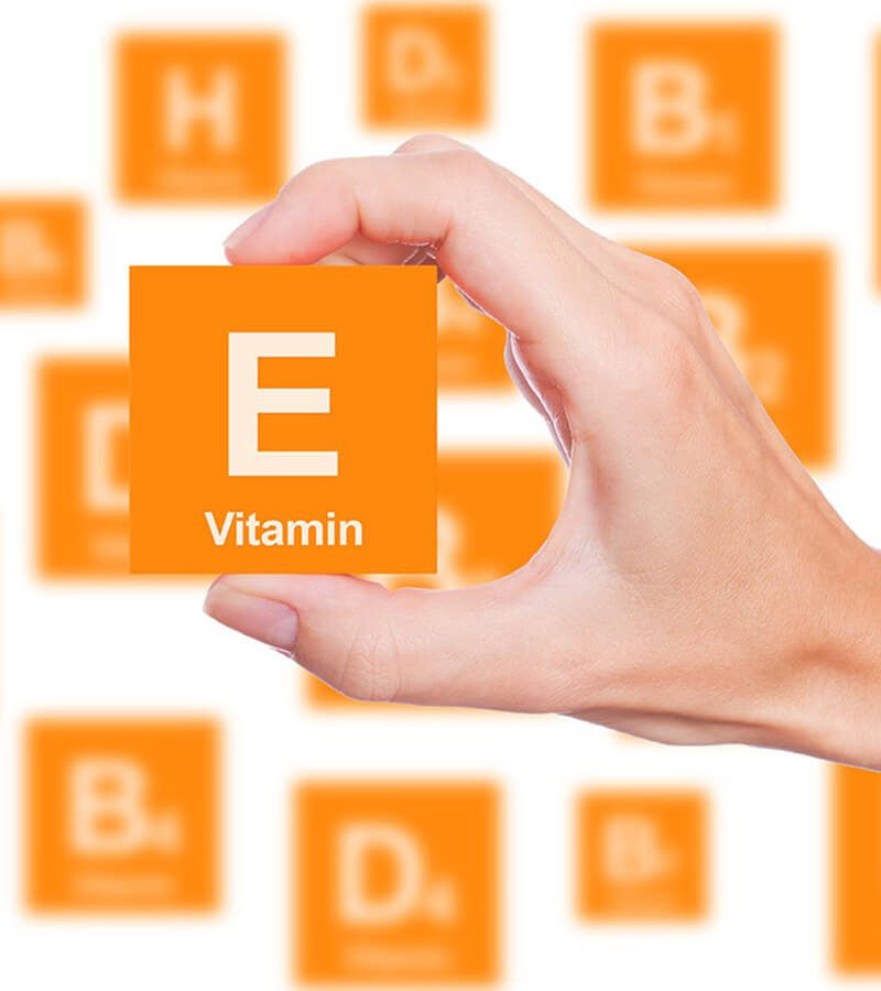 18 Lợi ích tốt nhất của Vitamin E đối với da, tóc và sức khỏe