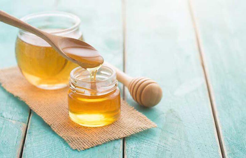Mặt nạ mật ong và chanh