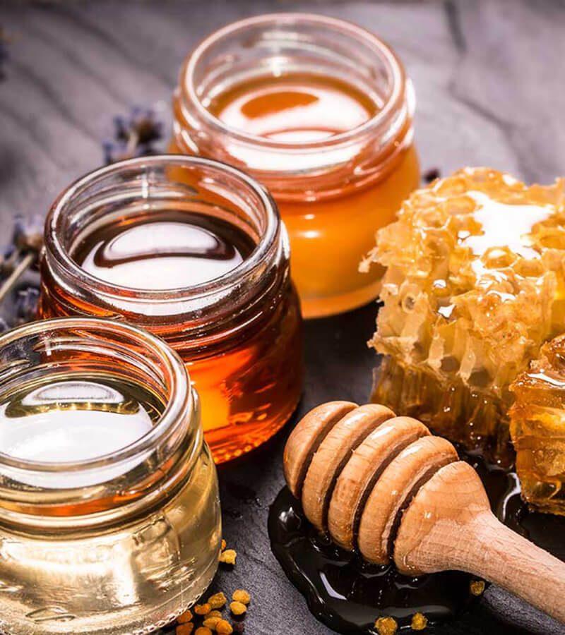 Cách sử dụng mật ong để trị mụn trứng cá tại nhà