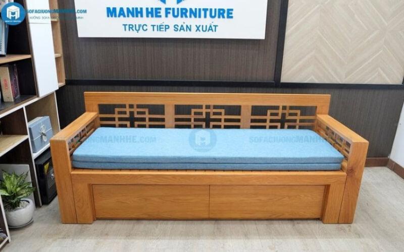 Ghế sofa kết hợp giường ngủ chính là sự kết hợp tuyệt vời và thông minh cho căn nhà của bạn.