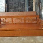 Top 5 giường gấp thành ghế bằng gỗ dành cho phòng ngủ nhỏ hiện đại