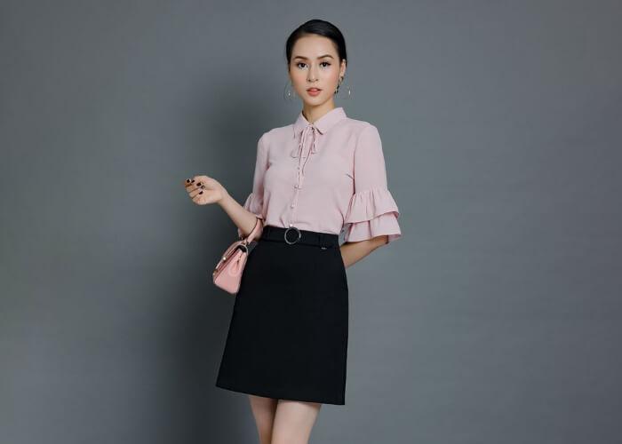 Top 5 mẫu đồng phục công sở nữ đẹp nhất tại Dony